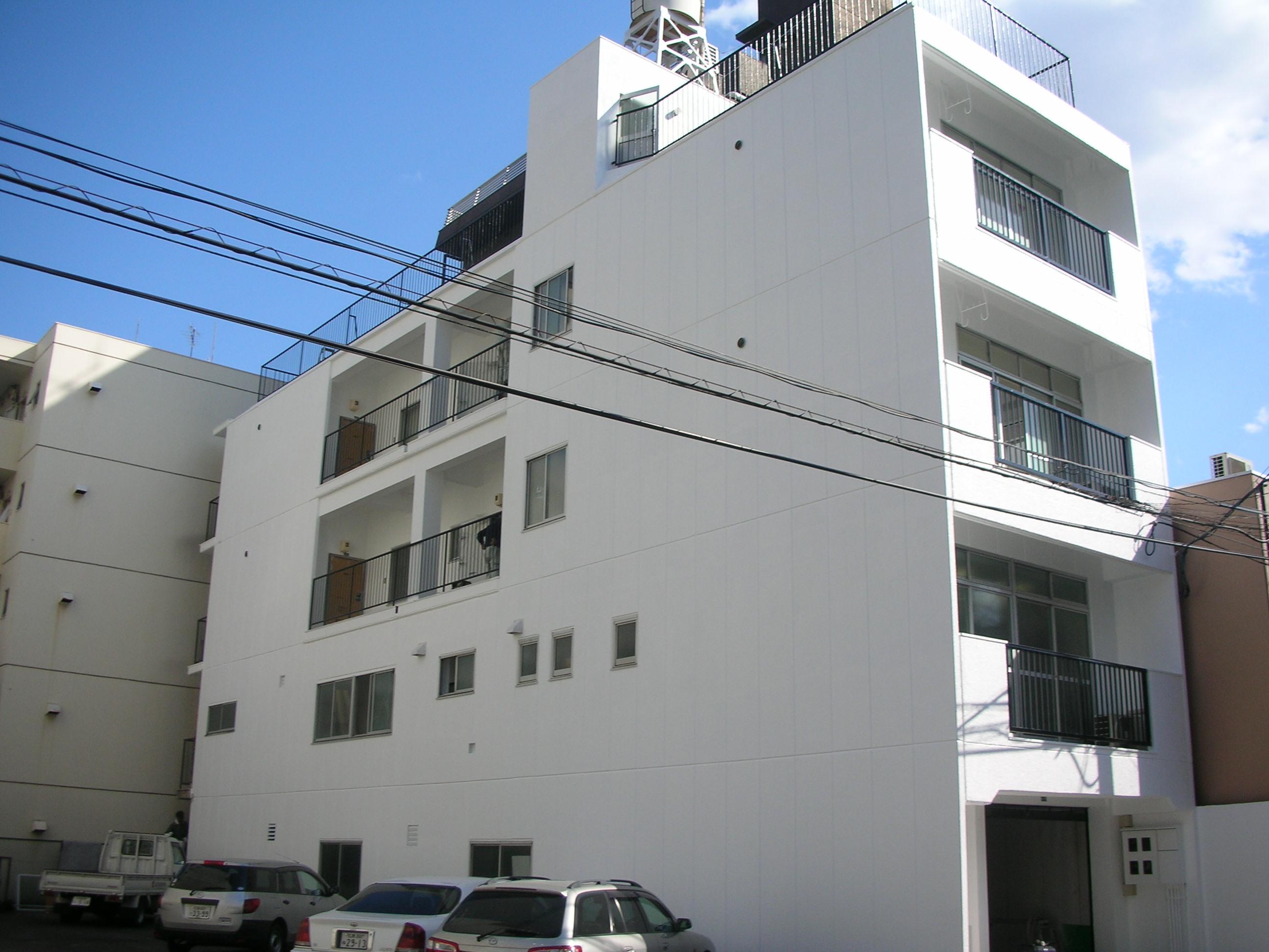 広島市中区 ビル